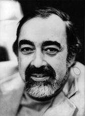 Ira Marvin Levin in a portrait.