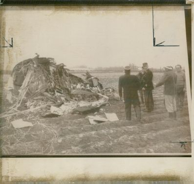 Aircraft Crash: DC-9