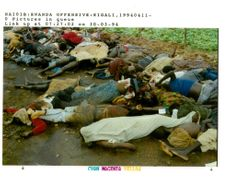 rwanda war.corpses of vicfive day.tims of the