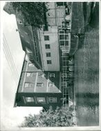 A view of house.