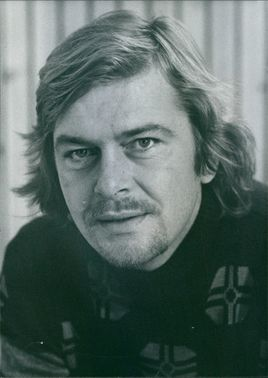 Portrait of Bob Asklof in 1979.
