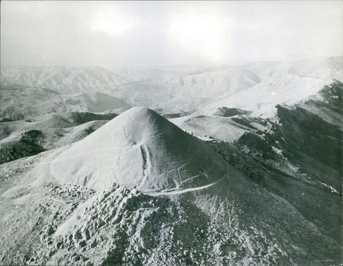 A NATURAL VIEW OF HILL TRACK