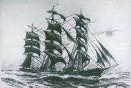 The Maritime Museum: Illustration of the superintendent Gerhard Albe