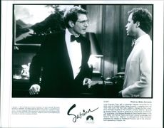 "Harrison Ford and Greg Kinnear from the movie ""Sabrina""."