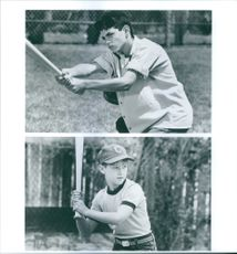 Mike Vitar and Tom Guiry star in The Sandlot.