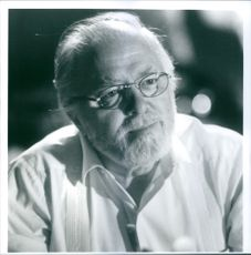 Richard Attenborough stars as John Hammond in Jurassic Park.