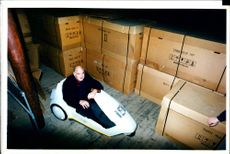 The Maurice Levensohon Sinclair C5 .
