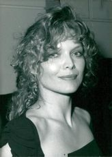 Portrait of Michelle Pfeiffer
