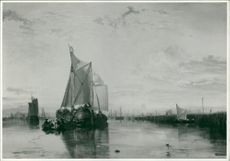 Turners greatest early works his dordrecht.