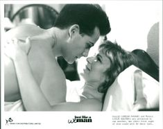Julie Walters with Adrian Pasdar in Just Like a Woman