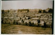 Poundbury:sheep fair to be held for 10 years.