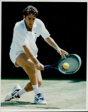 The tennis player Tomas Carbonell