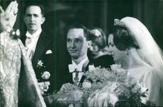 The Wedding of Carlos Hugo, Duke of Parma and Princess Irene of the Netherlands.