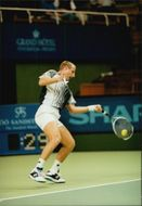 Thomas Muster - Stockholm Open