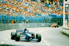 Featuring on track was the automobile used by Olivier Panis during the Monaco Grand Prix Formula One motor race on 19th of May 1996.