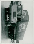 View of vehicle.