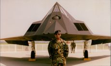 Aircraft: Military - F-117A