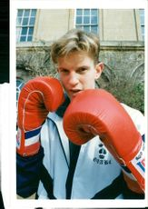 Robert howard of worcester college oxford will be boxing.