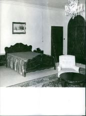 Master Bedroom of Makarios III.1972