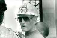 "Actor Paul Newman in the movie ""Harry & Son"""