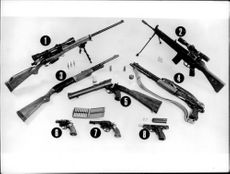 Scotland Yard's frontline weapon used to combat crime