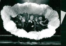 Henry as Billy Fly in Chicago.