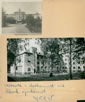 The nursing home and the student home at the Academic Hospital