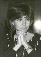 Portrait image of actress Sally Field taken in an unknown context.