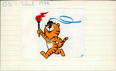 Picture of the official mascot of the OS
