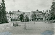 Sävsjö Sanatorium, a health care facility in Sävsjö.