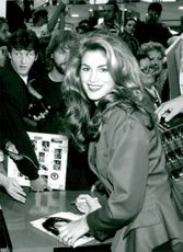 Cindy Crawford i Munchen