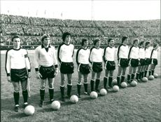 Football. World Cup 1978 Argentina