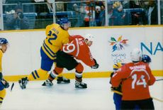 Hockey Sur Glace in Canada, 1998