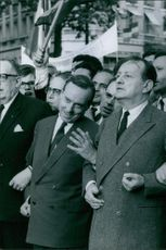French novelist and politician André Malraux have standing with some of his fellow politician
