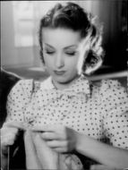 "Danielle Darrieux in the movie ""Women's Club"". - 19 March 1937"