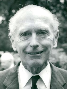 UK Secretary of State Sir Alec Douglas-Home