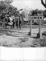 Tlemcen  is a city in northwestern Algeria, and the capital of the province of the same name.