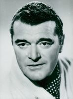 Jack Hawkins, actor, as young