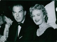 Fred MacMurray and June Haver.