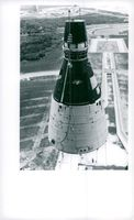 Space research: Gemini-8 project
