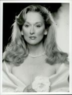 """Actress Meryl Streep in the movie """"A Life and Desires of a She-Devil"""""""