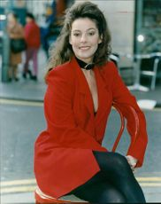 Actress Ruthie Henshall