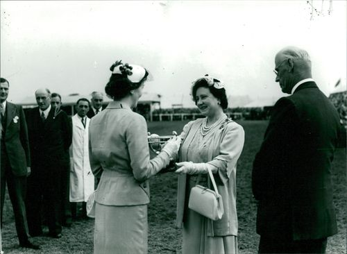 Royal Norfolk Show: The Queen Mother