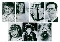 """1993 A scene photo from live-action American family film """"Dennis the Menace""""."""