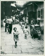 Israel Views of: children helping their mother