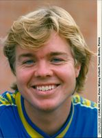 Tomas Brolin, football player Sweden and Parma