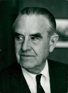 Averell Harriman, American politician and diplomat