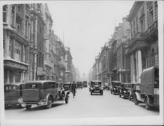 Pall Mall in London