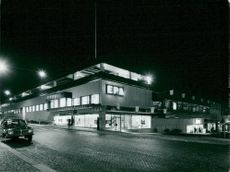 EPA department store in Ronneby