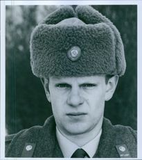 One of the cast from the film Gorky Park, 1983.